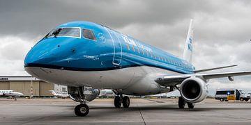 KLM Cityhopper Embraer 175 van