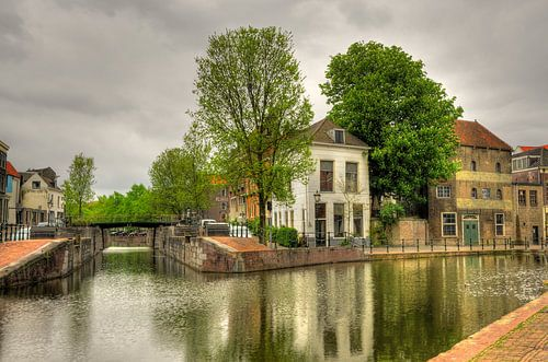 De Schie in Schiedam van