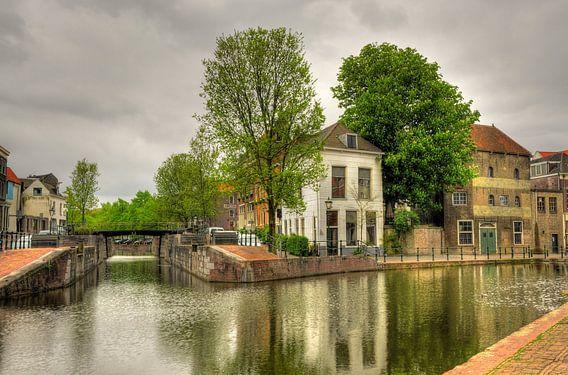 De Schie in Schiedam van Hans Kool