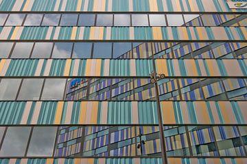 appartement pastel sur Jo Beerens