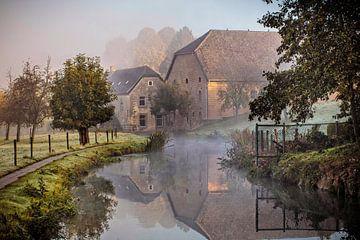 Wassermühle @ Wijlre von Rob Boon