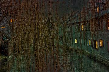 Concept landscape : Mystic in the city van Michael Nägele
