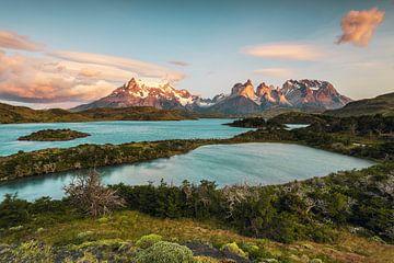 Seen in Torres del Paine von Stefan Schäfer