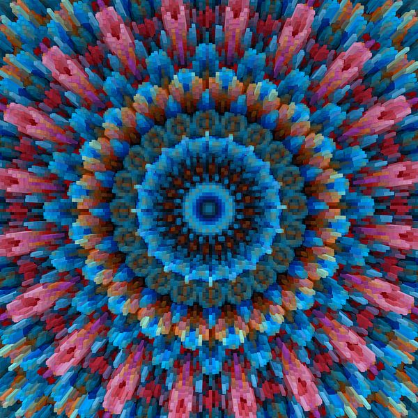 Blume-Blocks von Marion Tenbergen