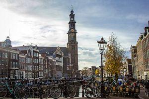 Amsterdam Stad, Westerkerk von Lotte Klous