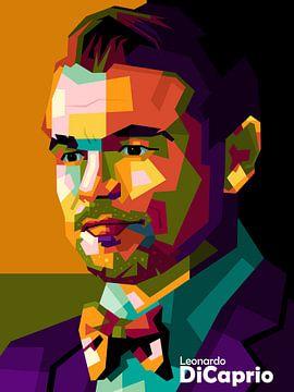 Leonardo DiCaprio wpap sur miru arts