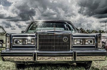 Lincoln Continental Stadtwagen von Ans Bastiaanssen