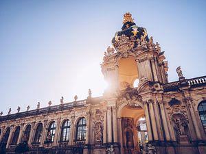 Dresden Zwinger / Porte de la Couronne sur Alexander Voss
