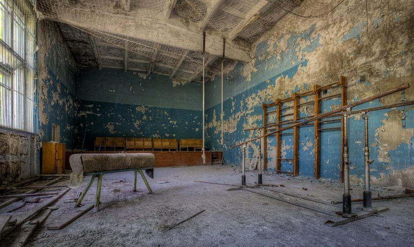 Gymzaal sur Henny Reumerman