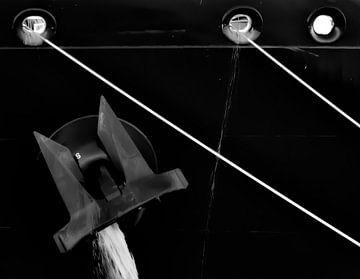 Schiffe im Abstrakten von Scheepskijker_Havenfotografie