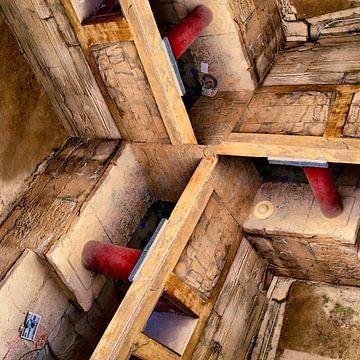 Knossos  sur Adriaan Raesen
