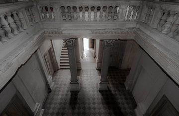 Hal in kasteel van Fatima Maria Mernisi