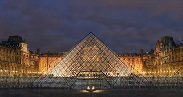 Gebäude: Louvre von Jos Verhoeven