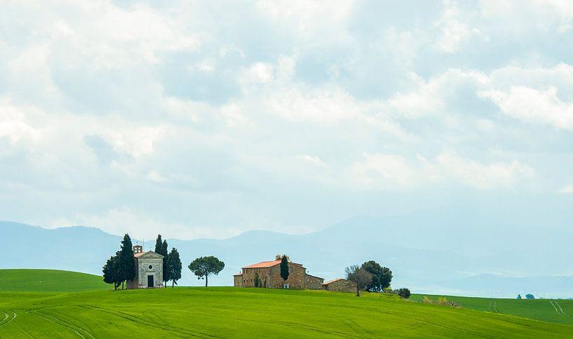 Toscane, Toscane (1) sur Rob IJsselstein
