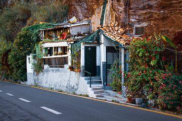 Haus in den Bergen von Oscuro design