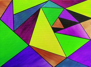 Farben und Formen van Gabi Siebenhühner