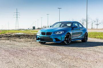 BMW M2 3.0 DKG F82 van Wim Byl