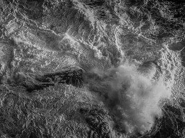 Donderend water van Thomas Weber