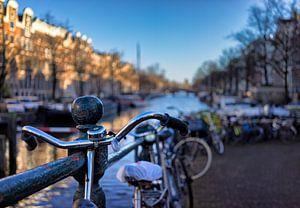 Inner Amsterdam van