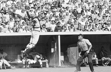 BASEBALL années 60 sur Jaap Ros