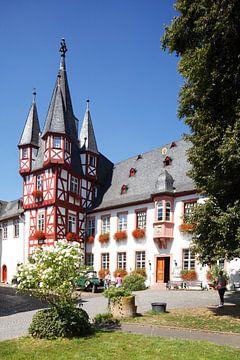 Brömserhof,  Rüdesheim am Rhein, Rheingau, Hessen, Deutschland