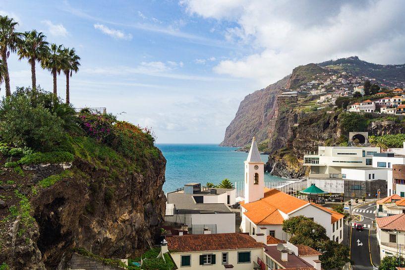 Camara de Lobos & Cabo Girao, Madeira van Michel van Kooten