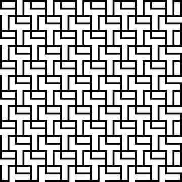 Permutation | ID=09 | V=02-01-1 | 1:1 | 12x12 von Gerhard Haberern