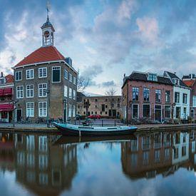 Schiedam panorama van Ilya Korzelius