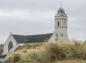 Witte kerk van Katwijk