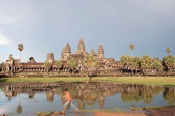 Ankor Wat - Cambodja sur