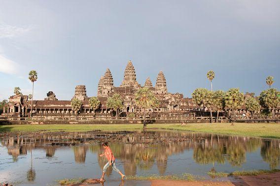 Ankor Wat - Cambodja