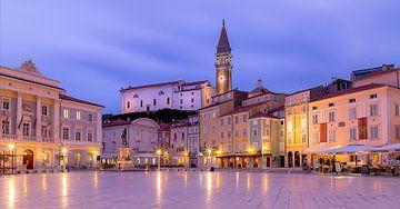 Piran, Slovenië van Adelheid Smitt