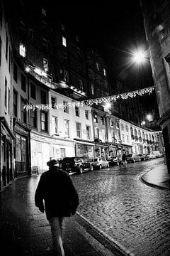 Edinburgh Noir - 1 van Dorit Fuhg
