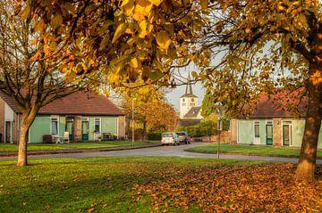 Herfst in Simpelveld von John Kreukniet