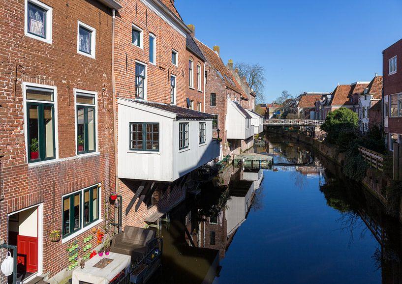 Hangende keukens in Appingedam van Arline Photography