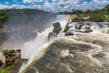 Indrukwekkend Iguazu van Peter Leenen