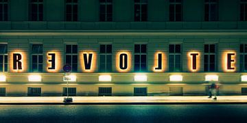Maxim Gorki Theatre Berlin: Revolte sur Alexander Voss