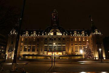 Rathaus Rotterdam von Ewan Mol