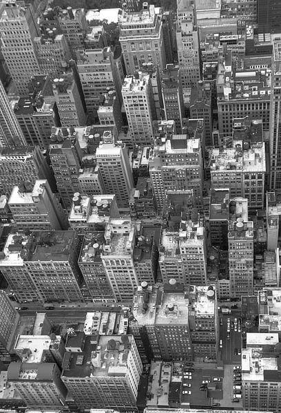 Rooftops van Alex Hiemstra