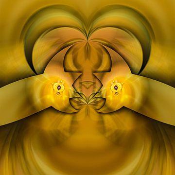 Phantasievolle abstrakte Twirl-Illustrationen 106/39 von PICTURES MAKE MOMENTS