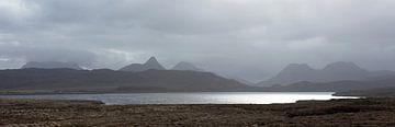 Kontrast in Schottland von Marloes van Pareren