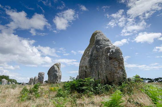 Megalieten in Carnac