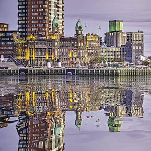 Waterspiegeling Hotel New York