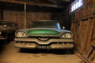 Sleeping beauty Dodge Custom Royale 1957 van Jan Piet Hartman