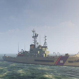 Küstenwache 02 von H.m. Soetens