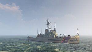 coastguard 02 van H.m. Soetens