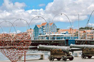 Curaçao - Willemstad van Rowenda Hulsebos