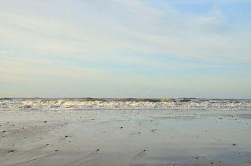 Beach sur Wil van der Velde
