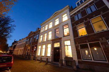 Nieuwegracht in Utrecht van Donker Utrecht