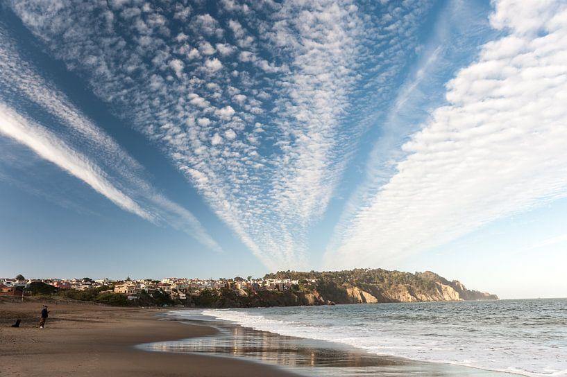 Californische kust sur Wim Slootweg